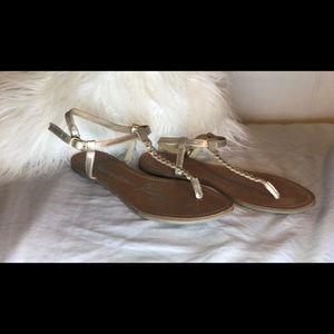 Braided sandals 💆🏼♀️